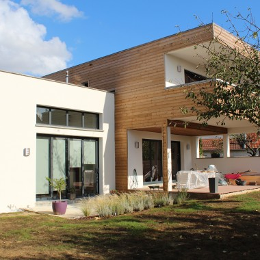 Construction d une maison individuelle mouroux for Cout construction maison individuelle