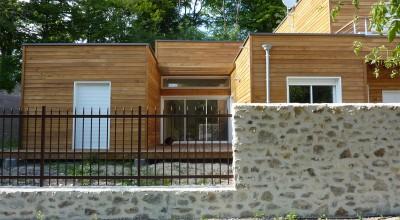 Maison ossature bois Pomponne -02