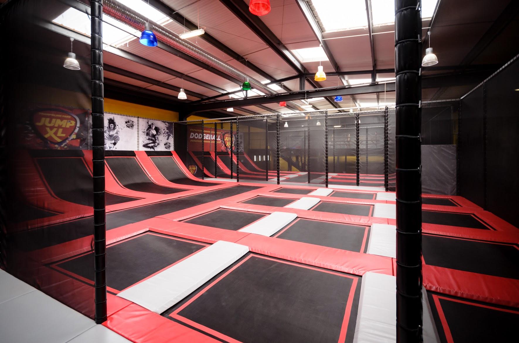 trampolines complexe multi-activites nanearchi