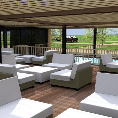 extension d 39 une maison de ville. Black Bedroom Furniture Sets. Home Design Ideas